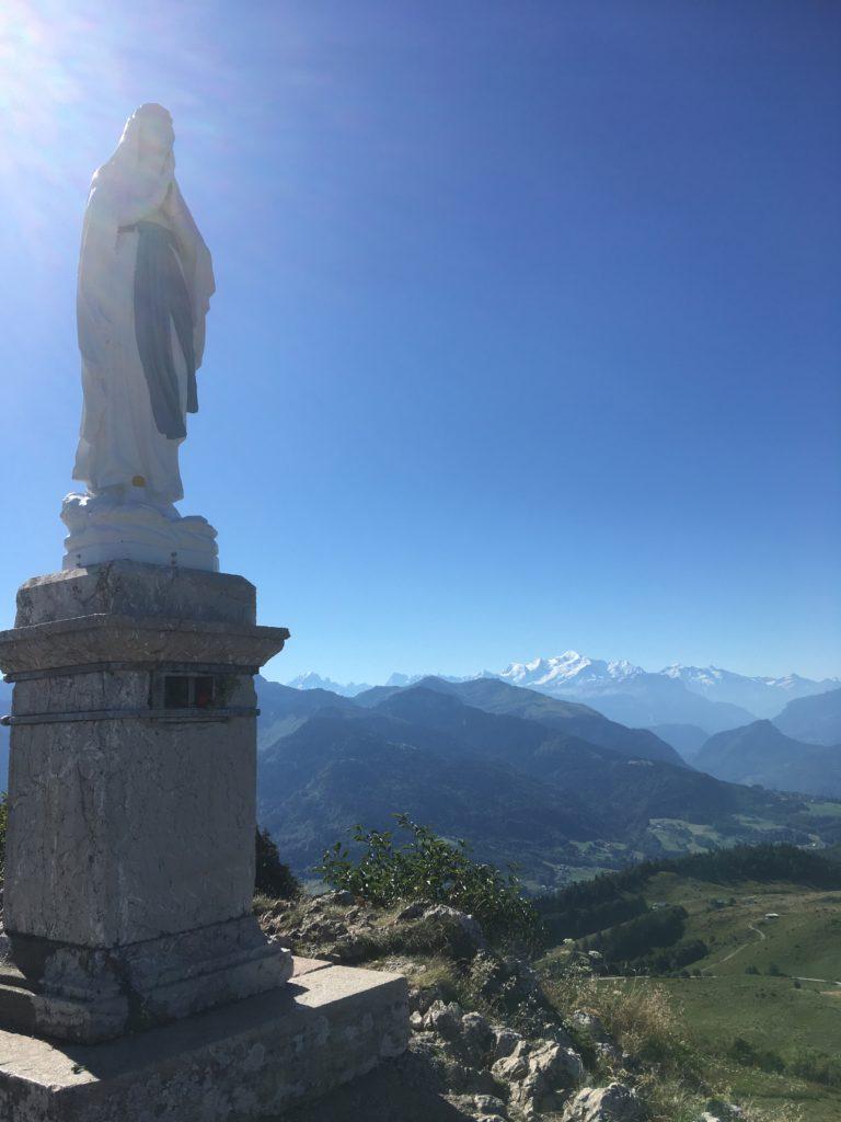 Randonnée en étoile dans les Alpes du Léman